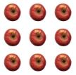 Sind Äpfel kontaminiert? Ja. An einer Stelle.