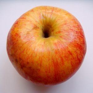 ein schöner Apfel